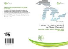 Bookcover of Leader du gouvernement au Sénat (Canada)