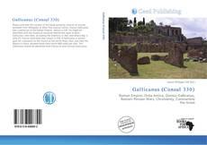 Capa do livro de Gallicanus (Consul 330)