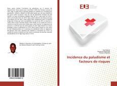 Обложка Incidence du paludisme et facteurs de risques