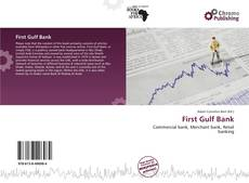 Capa do livro de First Gulf Bank