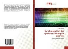 Обложка Synchronisation des systèmes chaotiques discrets: