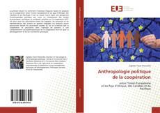 Portada del libro de Anthropologie politique de la coopération