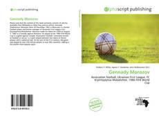 Bookcover of Gennady Morozov