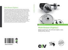 Bookcover of Matt Brown (Fighter)