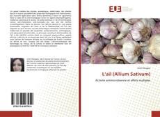 Portada del libro de L'ail (Allium Sativum)