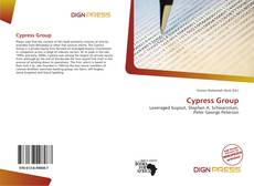Bookcover of Cypress Group