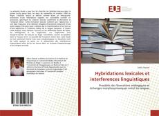 Couverture de Hybridations lexicales et interferences linguistiques
