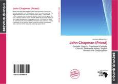 John Chapman (Priest) kitap kapağı