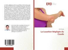 Capa do livro de La Luxation Négligée du Coude