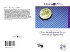 Buchcover von China Development Bank
