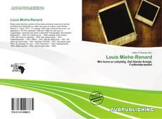 Couverture de Louis Miehe-Renard