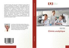 Bookcover of Chimie analytique