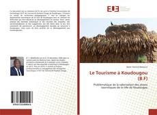 Bookcover of Le Tourisme à Koudougou (B.F)