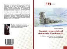 Banques commerciales et Gestion des files d'attente kitap kapağı