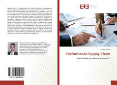 Bookcover of Performance Supply Chain