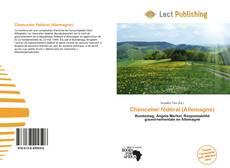 Buchcover von Chancelier fédéral (Allemagne)
