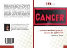 Обложка Les facteurs de risques du cancer du col utérin