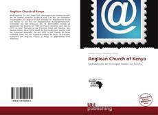 Bookcover of Anglican Church of Kenya