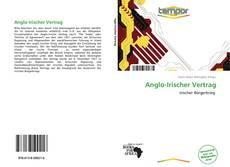 Bookcover of Anglo-Irischer Vertrag