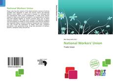 Copertina di National Workers' Union