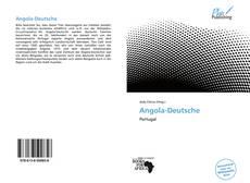 Capa do livro de Angola-Deutsche