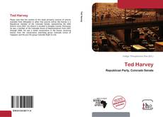 Capa do livro de Ted Harvey