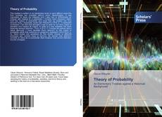 Bookcover of Theory of Probability