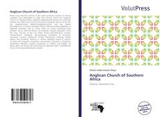 Capa do livro de Anglican Church of Southern Africa