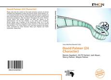 Обложка David Palmer (24 Character)