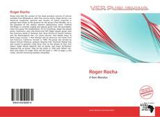 Copertina di Roger Rocha