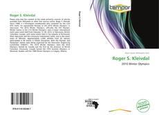 Roger S. Kleivdal kitap kapağı