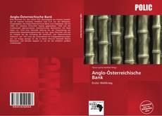 Capa do livro de Anglo-Österreichische Bank