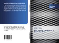 Bookcover of MeV electron irradiation of Si heterostructures