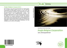 Couverture de Anglo Belgian Corporation