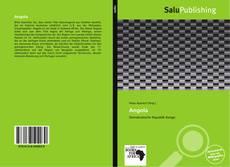 Capa do livro de Angola