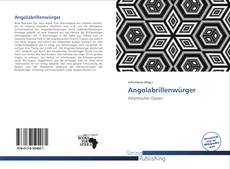 Buchcover von Angolabrillenwürger