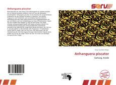 Couverture de Anhanguera piscator