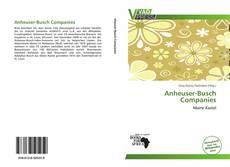 Anheuser-Busch Companies的封面
