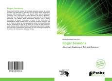 Bookcover of Roger Sessions