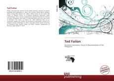 Portada del libro de Ted Failon