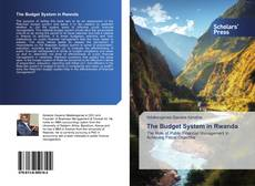 Bookcover of The Budget System in Rwanda