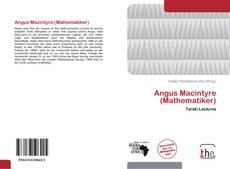 Copertina di Angus Macintyre (Mathematiker)