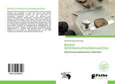 Portada del libro de Berkel-Schinkenschneidemaschine
