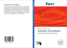 Anhalter Vorortbahn kitap kapağı