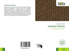 Bookcover of Anholter Schweiz