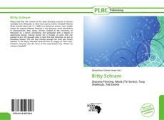 Bookcover of Bitty Schram