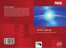 (6759) 1980 KD的封面