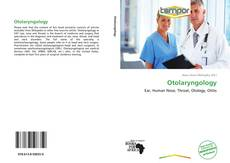 Bookcover of Otolaryngology