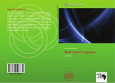 Couverture de National Composer