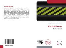 Capa do livro de Anhalt-Arena
